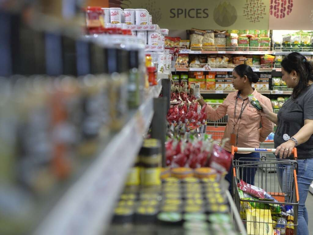 Indian GDP growth lowest in 15 months
