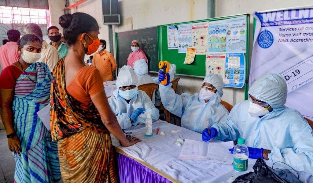 India, coronavirus, tests