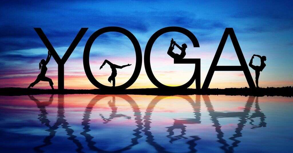 Guinness record attempt for largest Yoga Wave