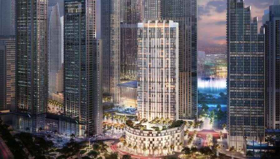 Burj Khalifa, Burj Park, Emaar, Downtown Dubai, Dubai Mall
