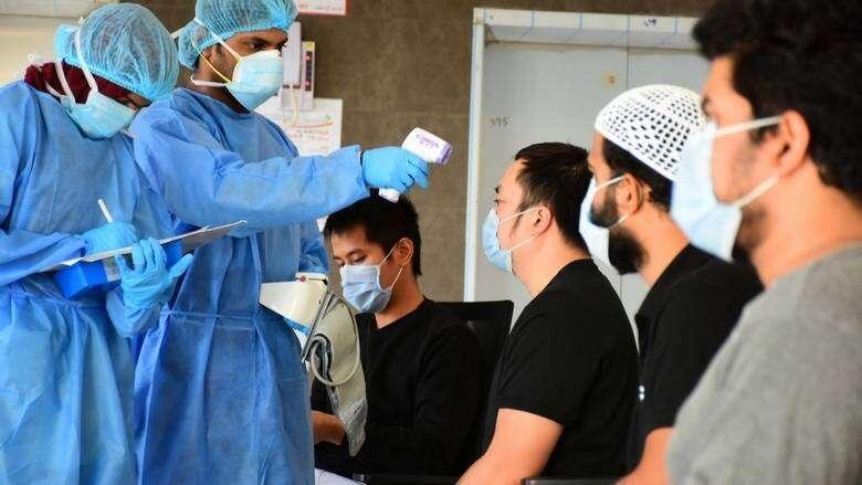 Coronavirus, Covid-19, test, outside, Abu Dhabi, enter, emirate, Abu Dhabi Media Office