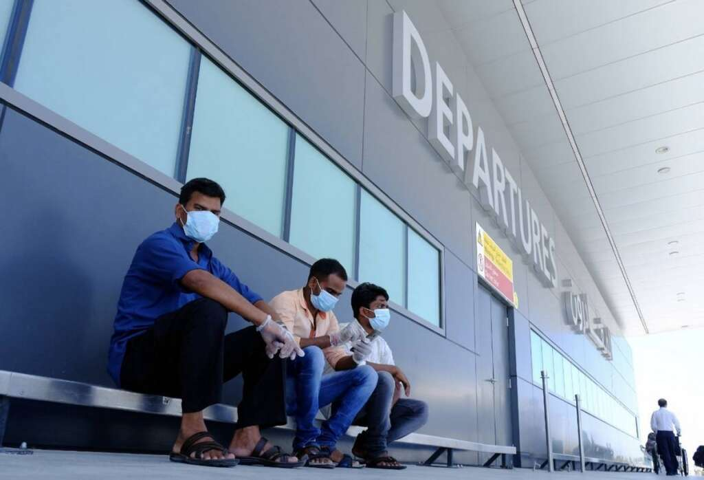 Air India Express Dubai, covid-19, coronavirus