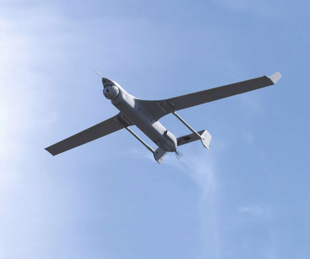 Mideast clients keen on buying Boeing drones