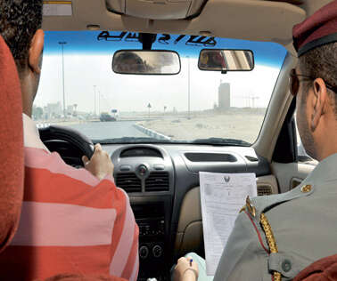 One out of three fail Dubai driving test every day