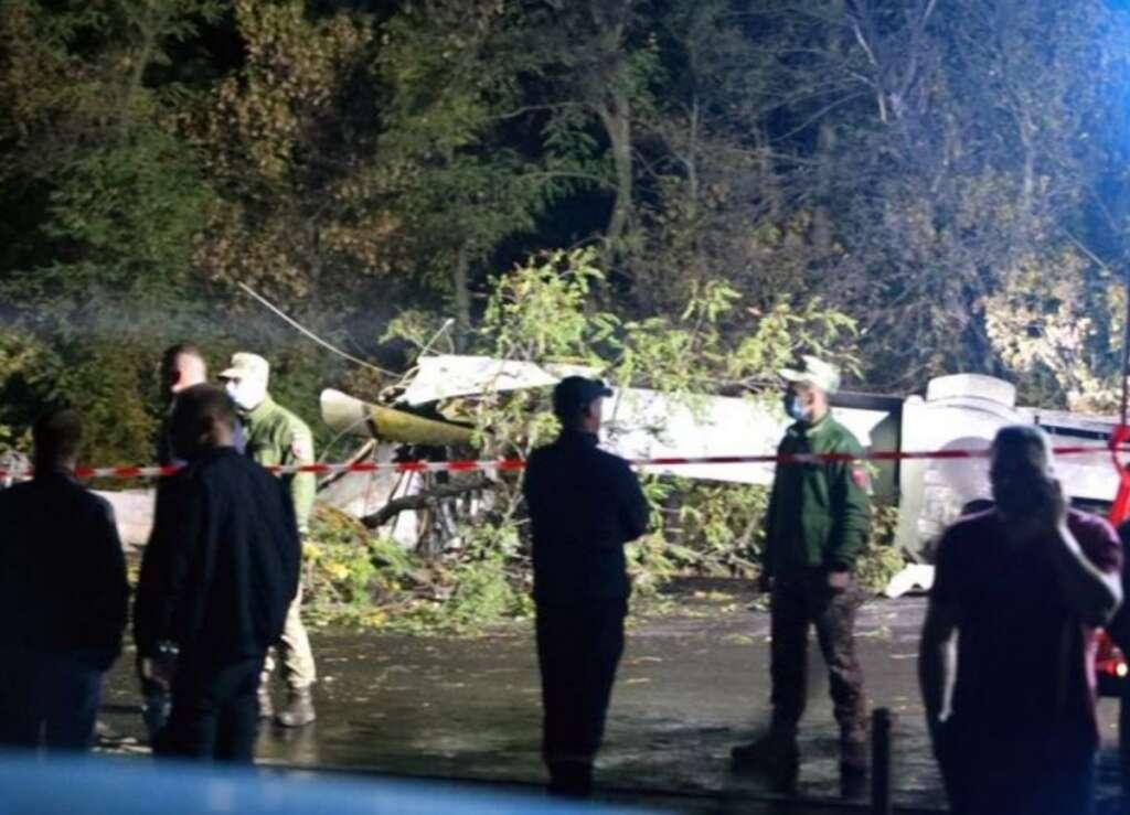 ukraine military, plane, crash, interior ministry, 22, killed