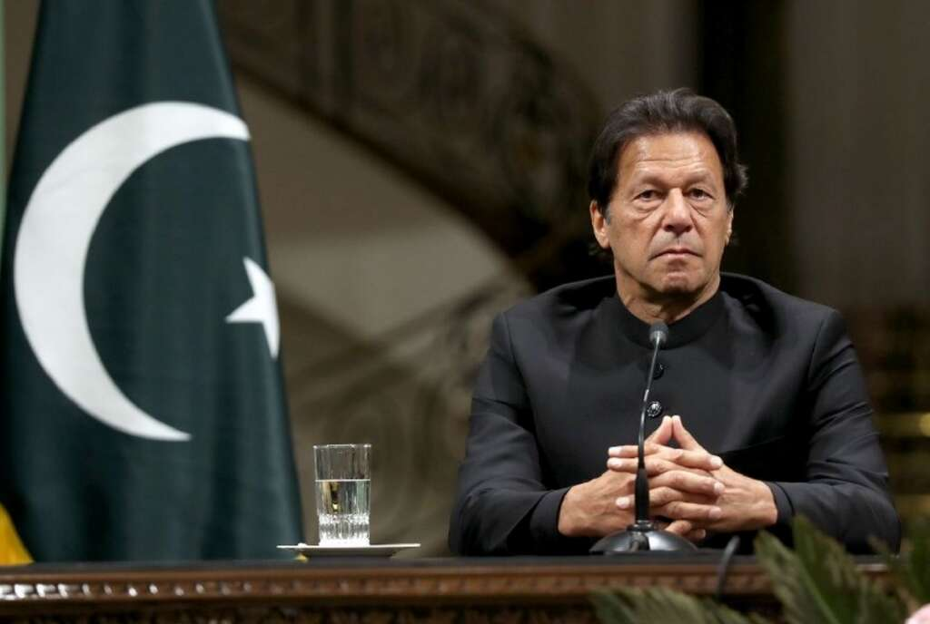 Pakistan PM Imran Khan discusses Kashmir issue with Bahrain