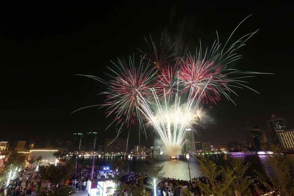 Where to watch Diwali fireworks tonight in Dubai