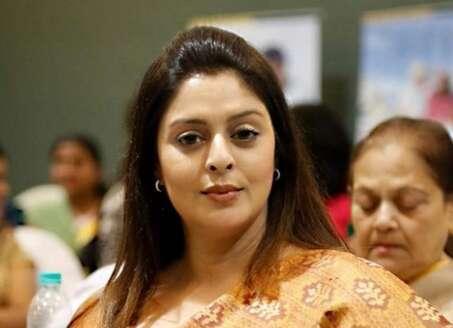 Nagma, Jaya Prada, Sushant Singh case, Bollywood
