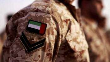 Two UAE soldiers martyred in Yemen