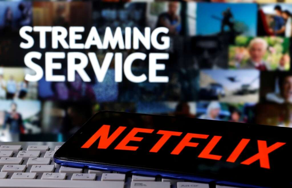 Netflix, shares, dived, streaming, service, reported, relatively, flat, quarterly, profits, despite, rising, subscriber, numbers