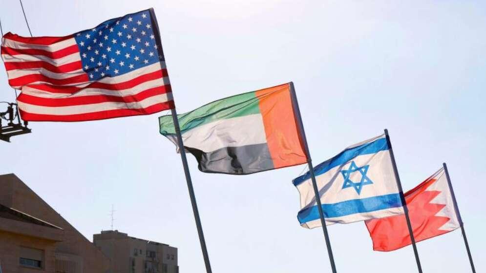 Abraham accord, UAE, israel, bahrain america, united states