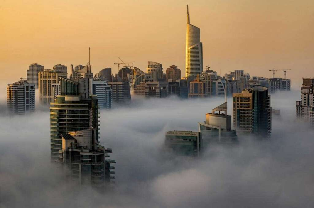 Is UAE about to be hit with extreme cold weather?