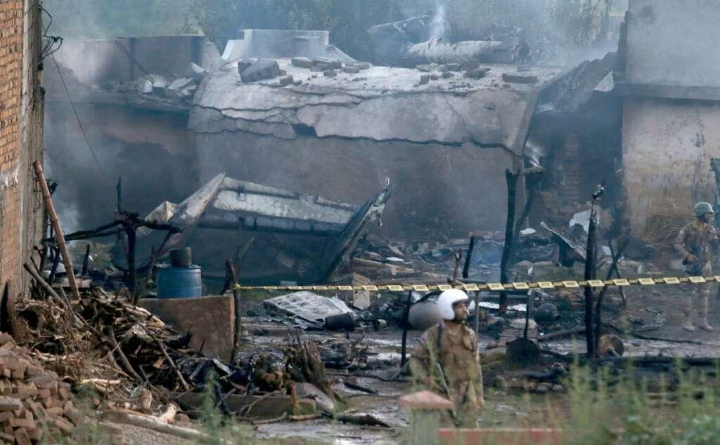 Rawalpindi, Pakistan, Pakistani army plane,  Pakistani military plane crashes