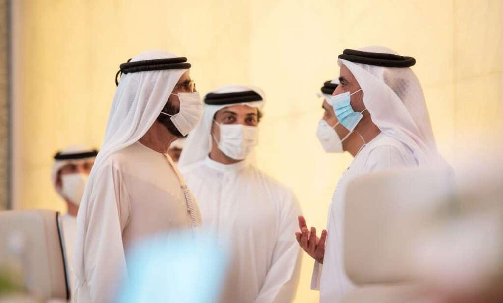 Sheikh Mohammed, UAE cabinet, covid-19, coronavirus, face masks