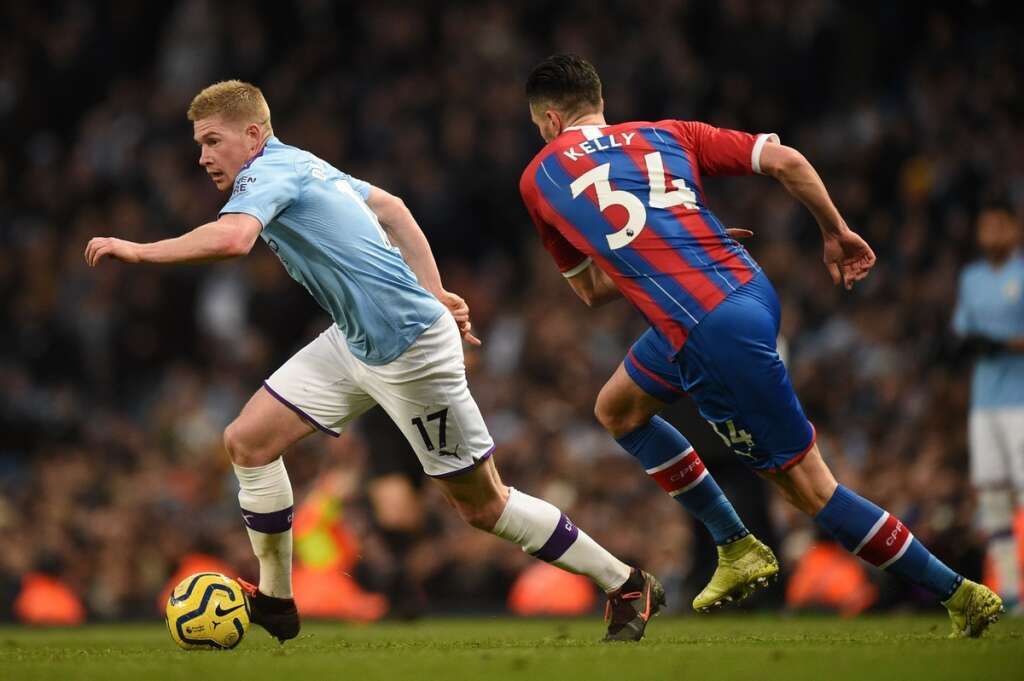 Palace hold City, Spurs top-four bid dented
