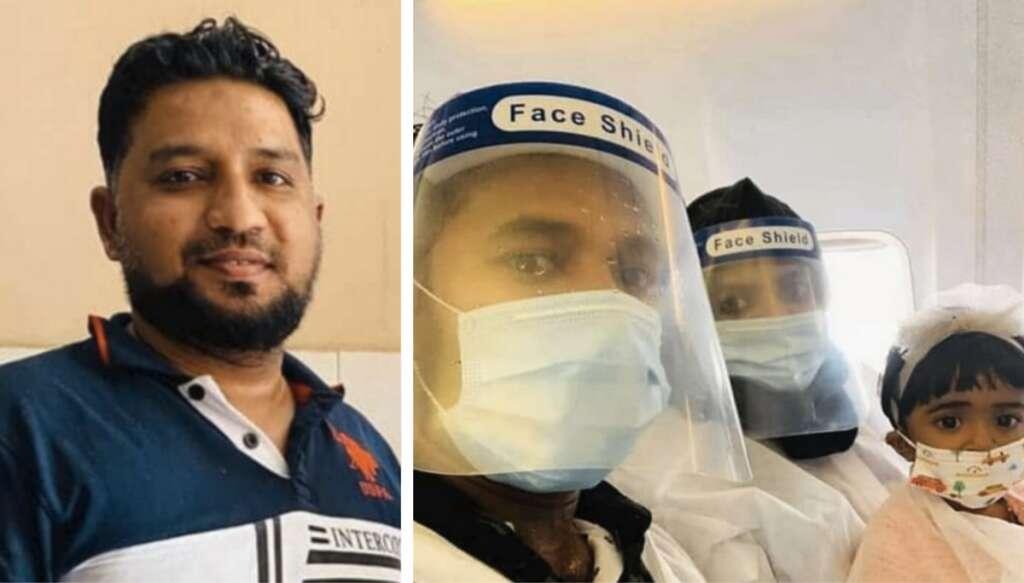 Pilassery, Sharafu Pilassery, Air India Express crash, Sharjah, kerala