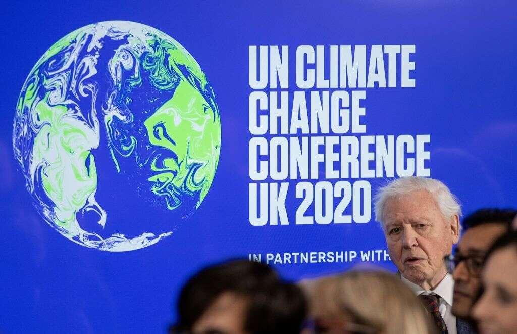 COP 26 climate change summit, coronavirus