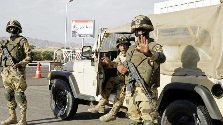 security forces, killed, wounded, sinai, blast, egypt blast