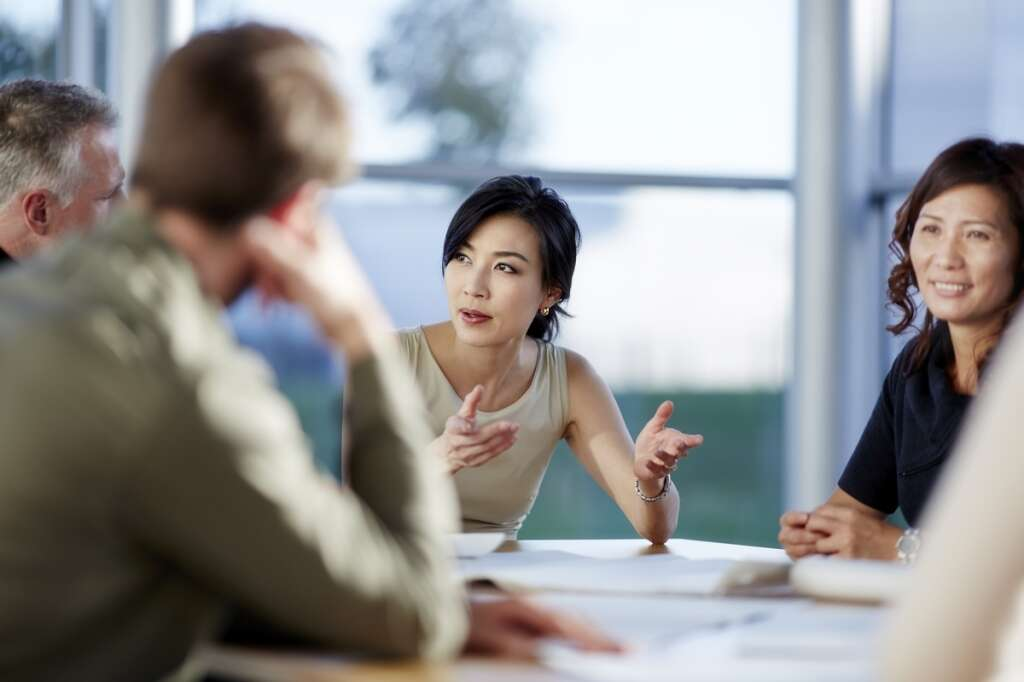 How women can clinch business negotiations