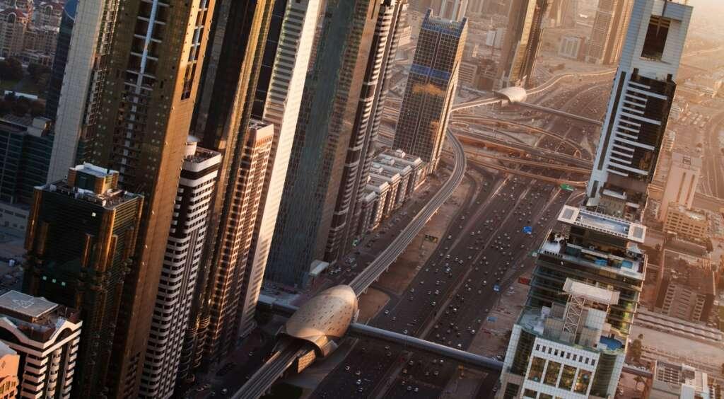 Sheikh Zayed Road, Dubai, highway, Dubai fitness challenge, Dubai run