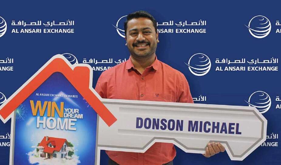 Indian man wins house worth Dh400,000 in UAE lottery