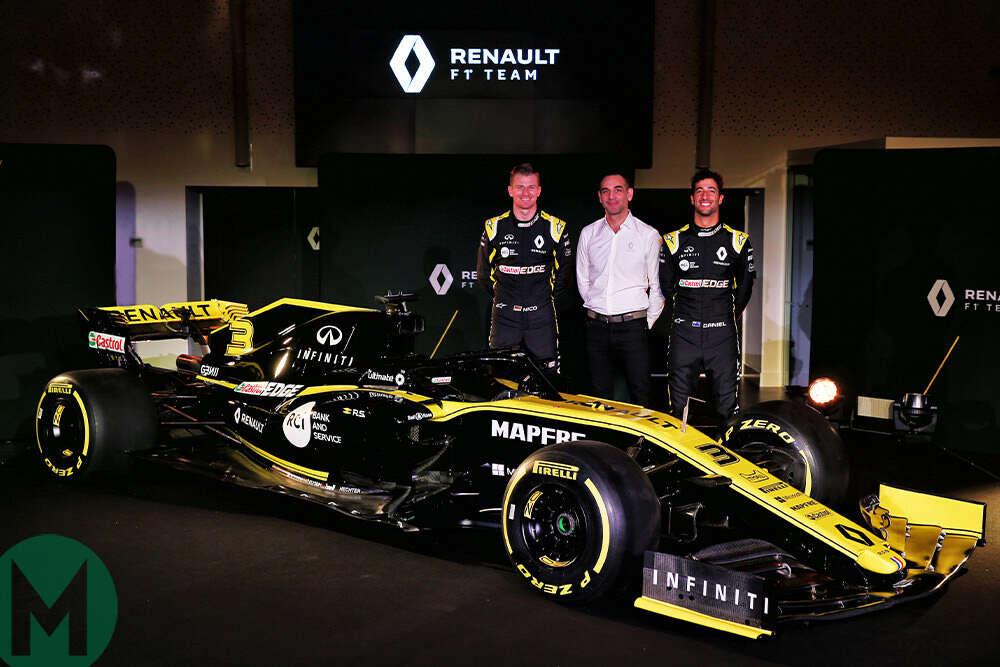 F1's Renault furlough 'vast majority' of UK staff - News | Khaleej ...