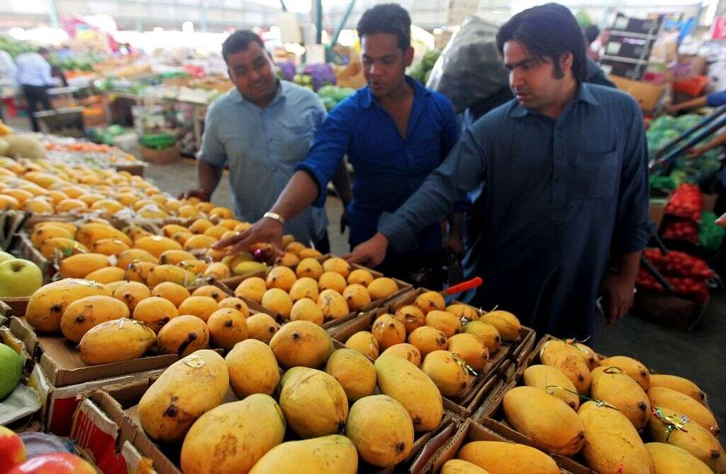Huge demand for Indian, Pakistani mangoes in UAE this summer