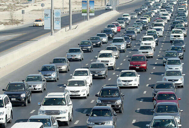 11 Dubai traffic fines you may not know about