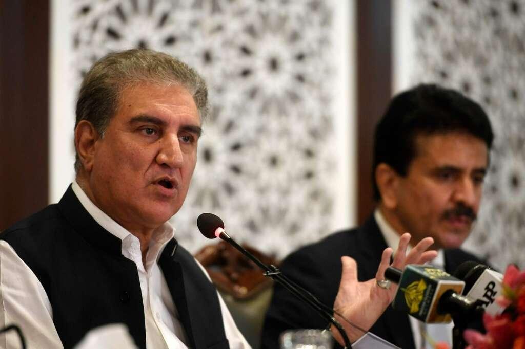 Taleban-Afghan talks, Pakistan's push for talks