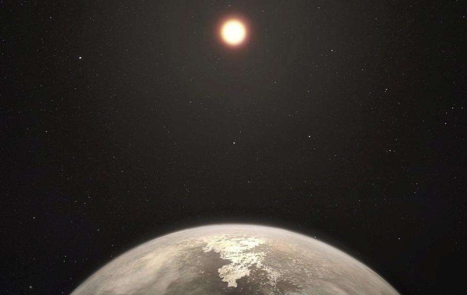 Earth-sized planet that could host possible life found