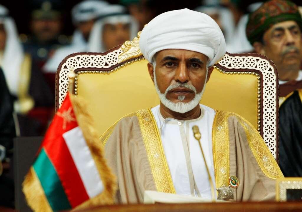Oman, ruler, successor, Sultan Qaboos, Defence Council, Royal Family Council