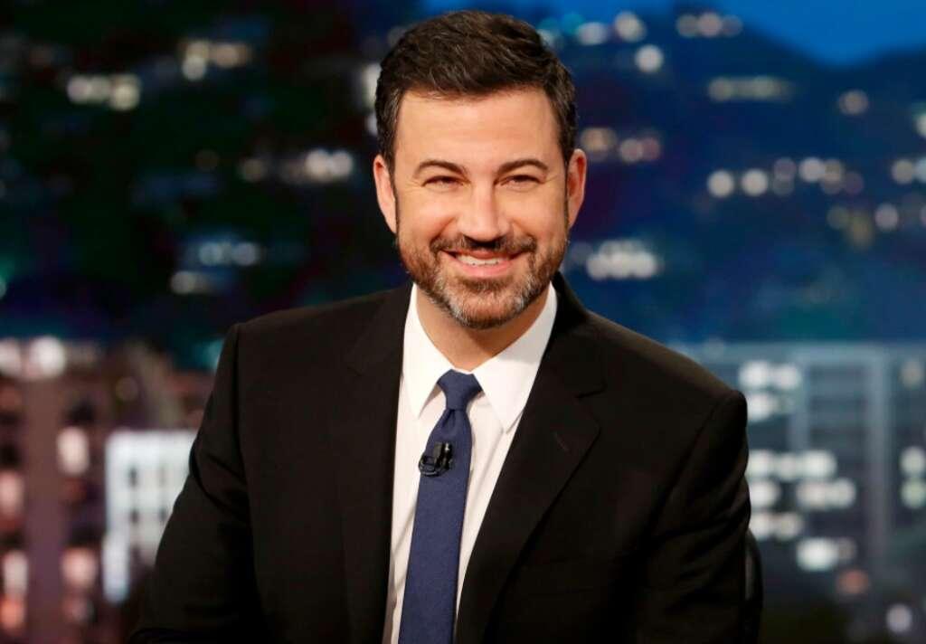 Jimmy Kimmel, Emmy Awards, September, host, Hollywood, Los Angeles, coronavirus