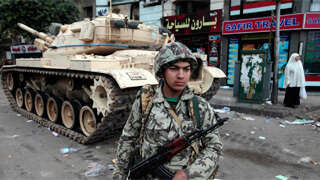 Army tells protesters to help Egypt return to normal