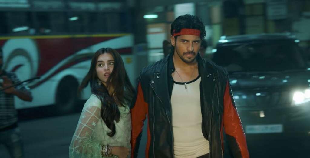 Sidharth Malhotra,Tara Sutaria , Marjaavan, movie review
