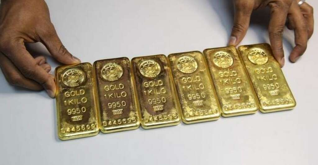 Airport cleaner finds gold bars worth Dh1 2m in garbage bin