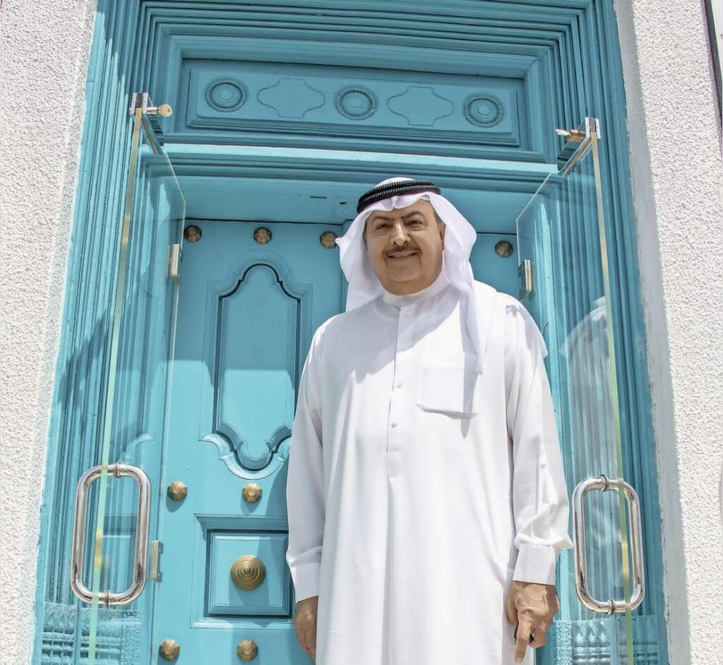 Im positive about the future of artists from the Gulf: Rashid Al Khalifa