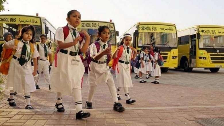 Schools in UAE, Ministry of Education, UAE function, as usual, Monday, November 11, dismiss classes, Rain, heavy rain UAE,