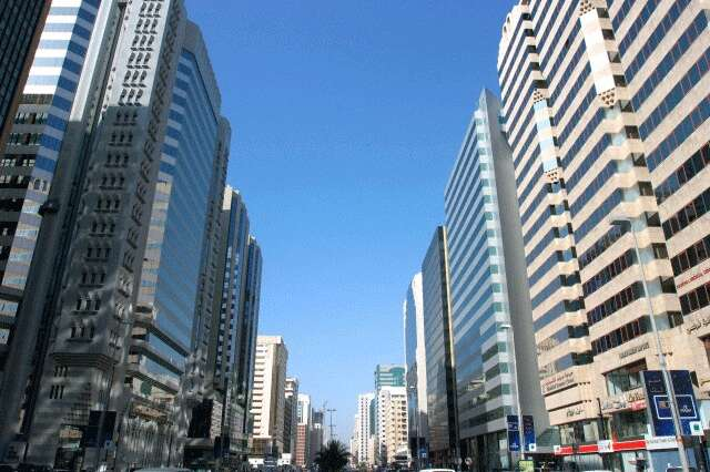 Easy access to Abu Dhabi buildings