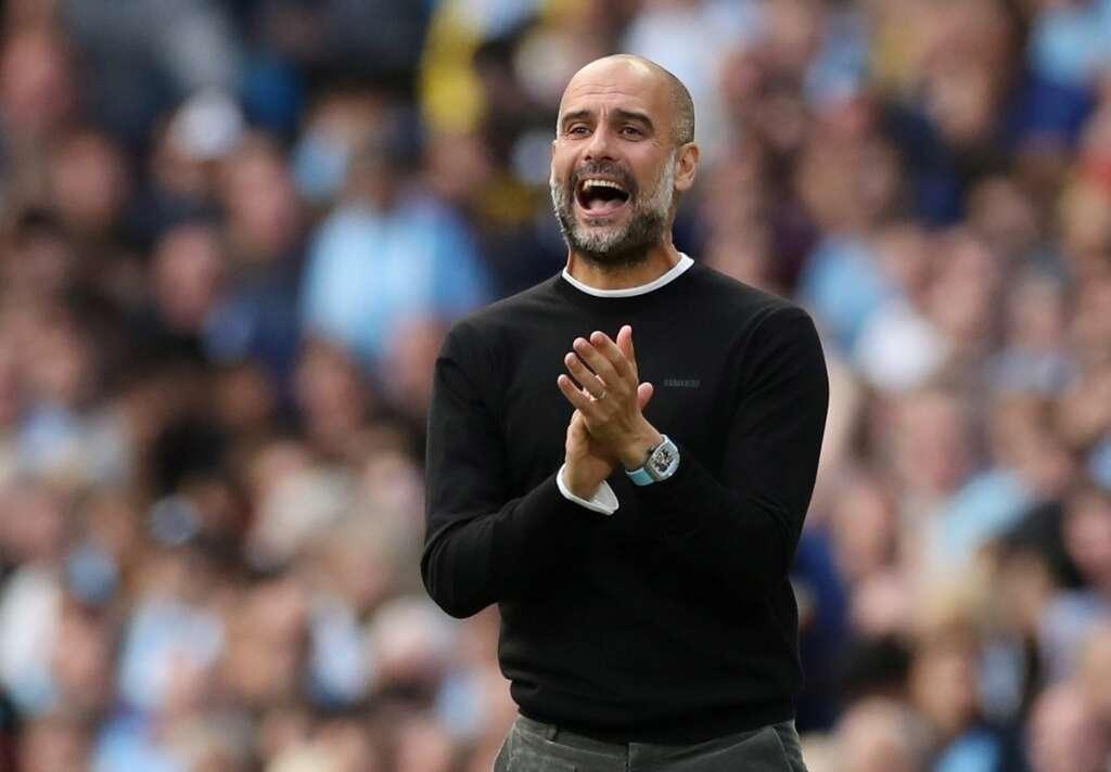Guardiola talks up Mourinho ahead of Spurs v City clash