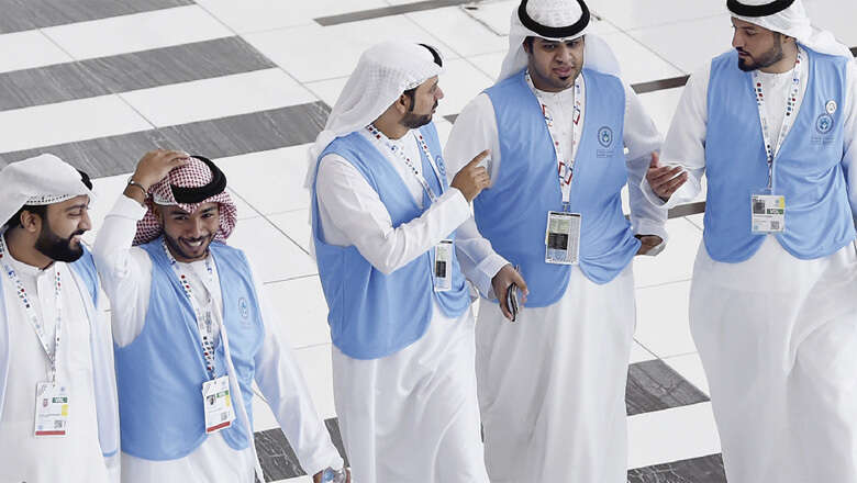 Over 20,000 to volunteer for Special Olympics in Abu Dhabi