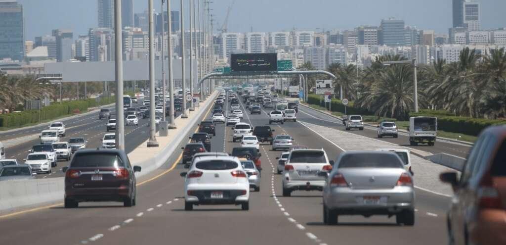 Abu Dhabi residents, traffic fines, interest, fine