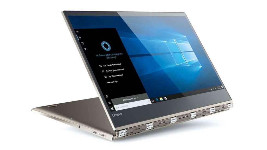 Review: Lenovo's Yoga 920 - News | Khaleej Times