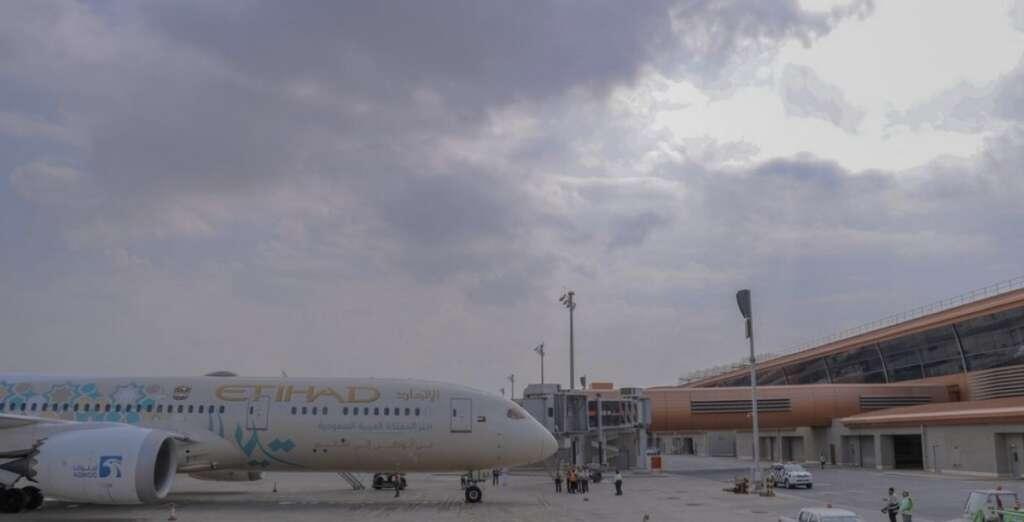 Etihad, Jeddah, Dreamliner, UAE