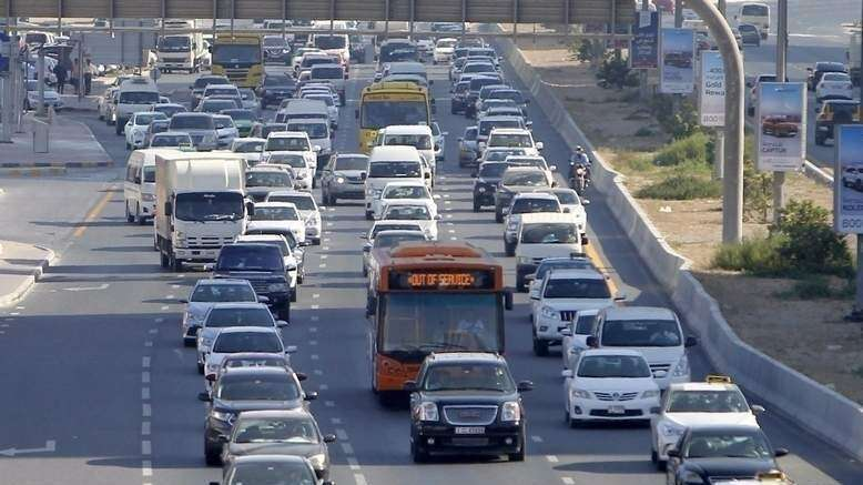 Holidays are fun, not if you try to make it on the roads in UAE