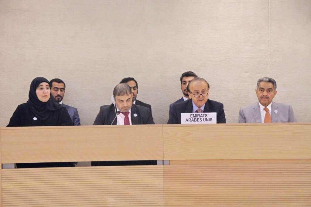 UN adopts UAEs human rights report