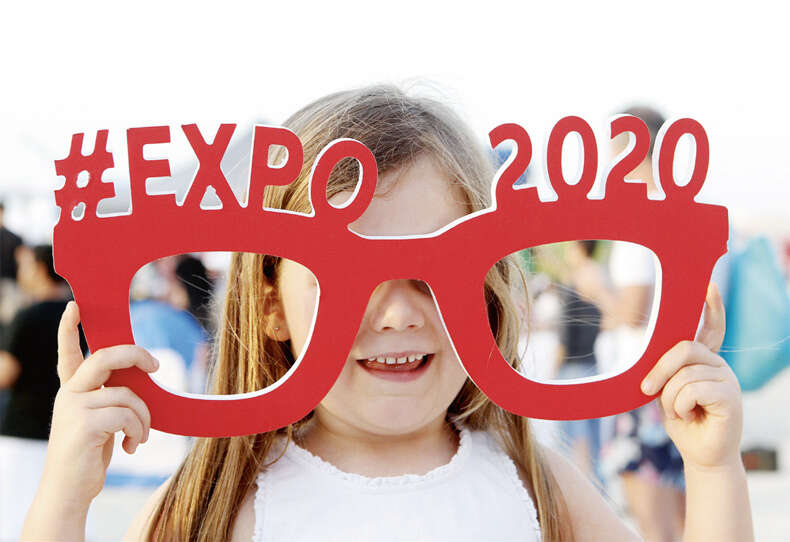 Countdown starts: Visitors get a glimpse of Expo 2020