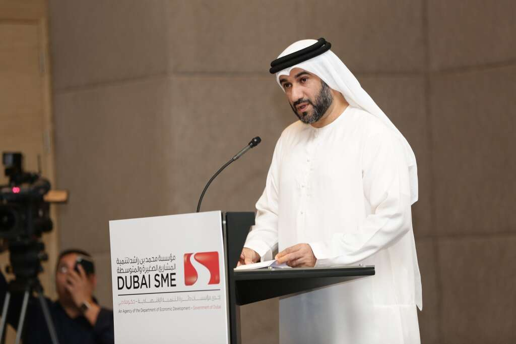 UAE SMEs set to boost GDP share to 70 per cent: Al Mansouri