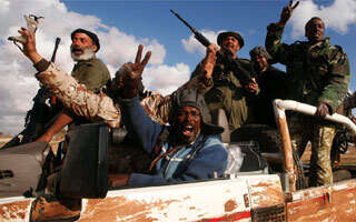 Libya rebels move towards forming national government