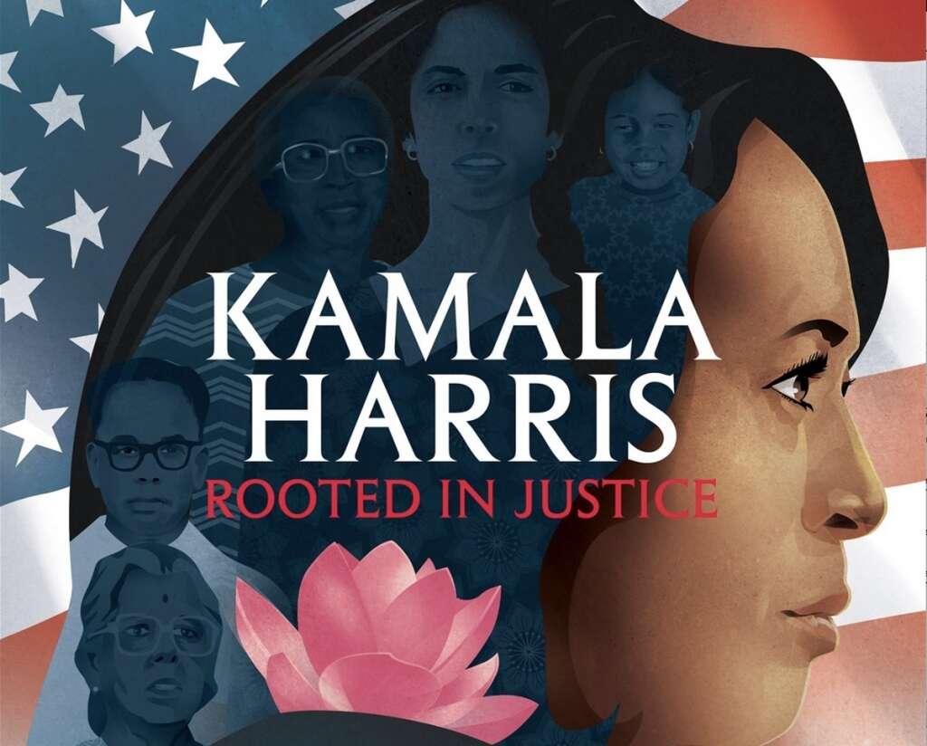 Kamala, Harris, picture book, Simon