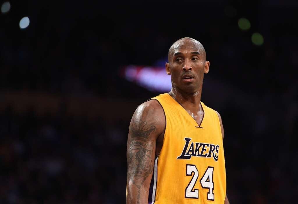 Former NBA, Kobe Bryant, helicopter crash, basketball
